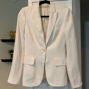 White Stella McCartney blazer. Size 38